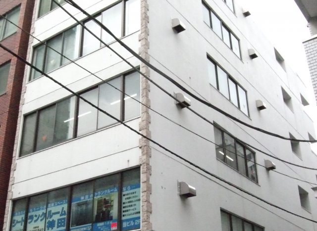TATE神田ビル 5F(定期借家契約)