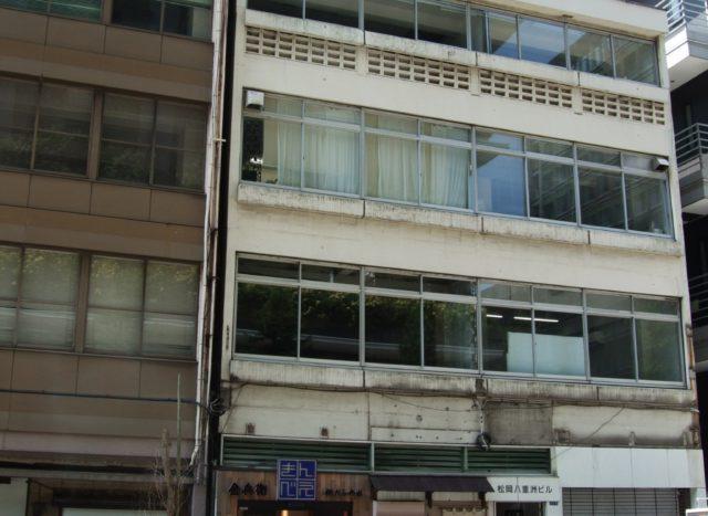 松岡八重洲ビル 2F(定期借家契約)