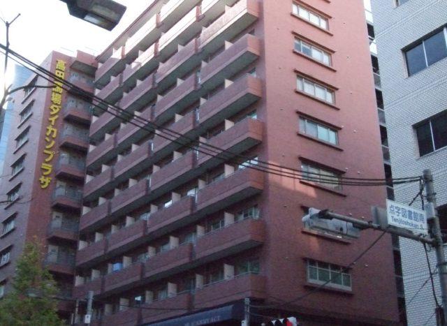 高田馬場ダイカンプラザ 715号室